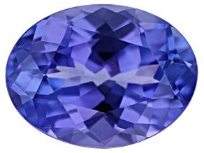 0.90ct Tanzanite 7x5.3mm Oval