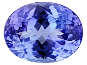 2.99ct Tanzanite 10x8mm Oval