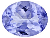 Tanzanite 9x7mm Oval 1.55ct