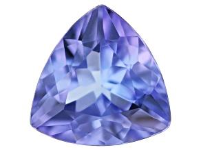 0.40ct Tanzanite 5.3mm Triangle