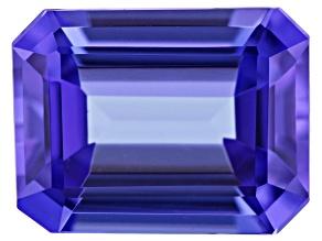 1.87ct Tanzanite 8.85x6.75mm Rect Oct