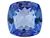 Tanzanite 6mm Square Cushion .65ct