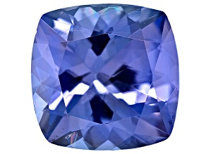 Tanzanite 7mm Square Cushion 1.35ct