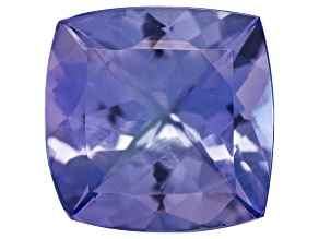 Tanzanite 6mm Square Cushion 1.00ct