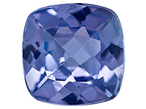 Tanzanite 7mm Square Cushion 1.25ct
