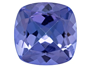 Tanzanite 8mm Square Cushion 2.00ct
