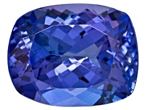 Tanzanite 9.5x7.5mm Rectangular Cushion 2.75ct