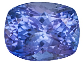 Tanzanite 10x8mm Rectangular Cushion 3.50ct