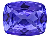 Tanzanite 11x9mm Rectangular Cushion 3.25ct