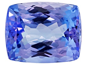 Blue Tanzanite Rectangular Cushion 2.50ct