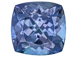 Tanzanite 7mm Square Cushion 1.75ct