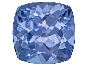 Tanzanite 7mm Square Cushion 1.50ct