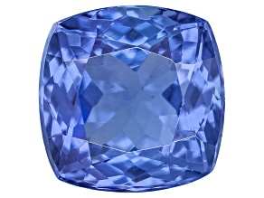 Tanzanite 8mm Square Cushion 2.50ct