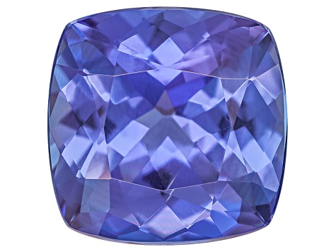 Tanzanite 9mm Square Cushion 3.25ct