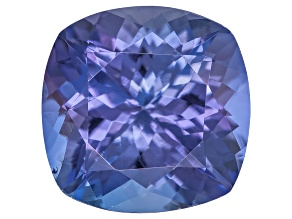 Tanzanite 9mm Square Cushion 2.90ct