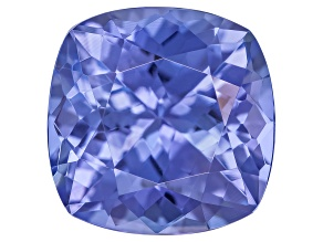 Tanzanite 9.5mm Square Cushion 3.50ct