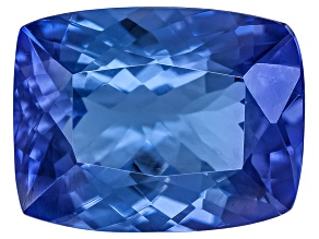 Tanzanite 9x7mm Rectangular Cushion 2.00ct