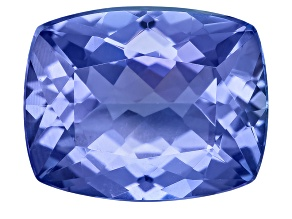 Tanzanite 10x8mm Rectangular Cushion 2.50ct