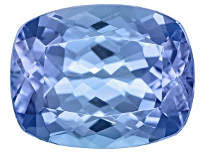 Tanzanite 10x8mm Rectangular Cushion 3.25ct