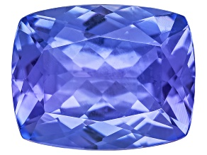 Tanzanite 10x8mm Rectangular Cushion 2.75ct