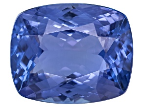 Tanzanite 10.5x8.5mm Rectangular Cushion 3.20ct