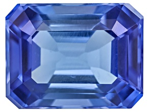 Tanzanite 9.5x7.5mm Emerald Cut 3.00ct