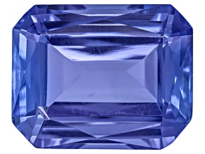 Tanzanite 9.5x7.5mm Emerald Cut 2.84ct