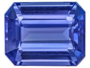 Tanzanite Emerald Cut 2.75ct
