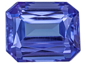 Tanzanite Emerald Cut 3.00ct