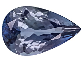 Tanzanite 13x8mm Pear Shape 3.50ct