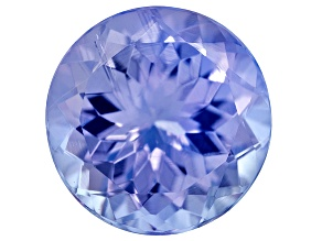 Tanzanite 7mm Round 1.15ct