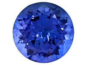 Tanzanite 7mm Round 1.50ct