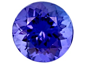 Tanzanite 6mm Round 1.00ct