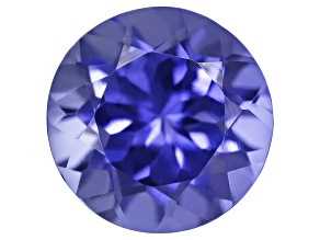 Tanzanite 7.5mm Round 1.50ct