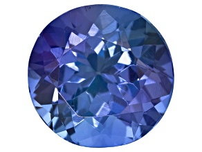 Tanzanite 6mm Round .75ct
