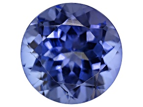 Tanzanite 9.5mm Round 3.50ct