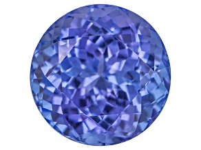Tanzanite 9.5mm Round 4.00ct