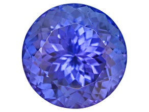 Tanzanite 10mm Round 4.25ct