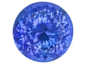Tanzanite 9mm Round 2.50ct