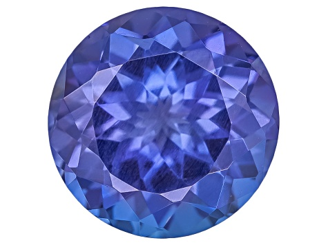 Tanzanite 8mm Round 1.75ct