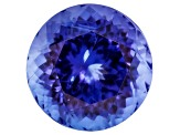 Tanzanite 9.5mm Round 4.45ct
