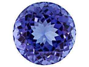 Tanzanite 10mm Round 4.50ct