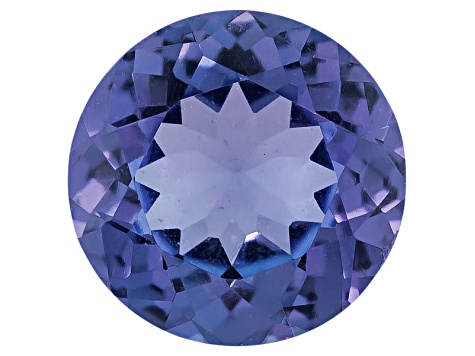 Tanzanite 6mm Round 0.60ct