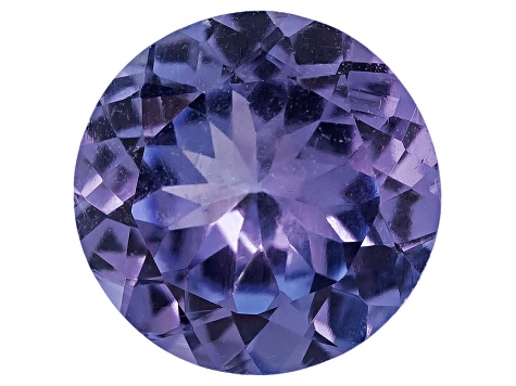 Tanzanite 6.5mm Round 0.85ct