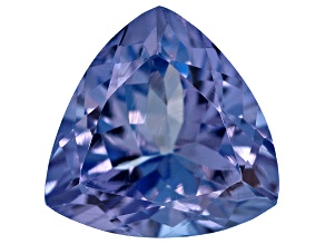 Tanzanite 5mm Trillion .40ct