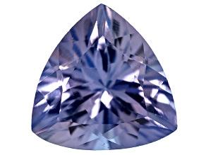 Tanzanite 5.5mm Trillion .50ct