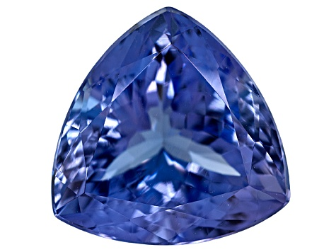 Tanzanite 9.5mm Trillion 3.00ct