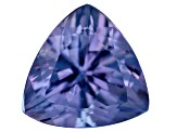 Tanzanite 6mm Trillion .75ct
