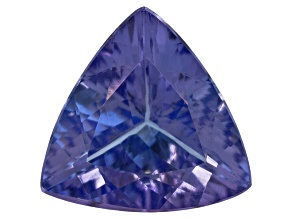 Tanzanite 7mm Trillion .85ct