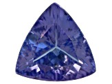 Tanzanite 7mm Trillion 0.85ct